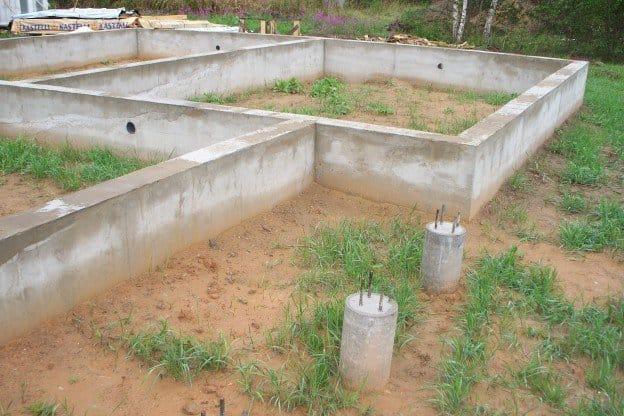 Бетонные сваи для фундамента установка в Балашихе