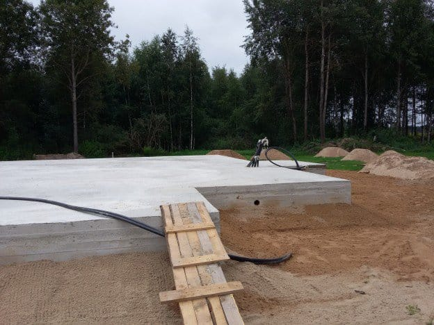 Расчет фундамента под забор Щелковский район