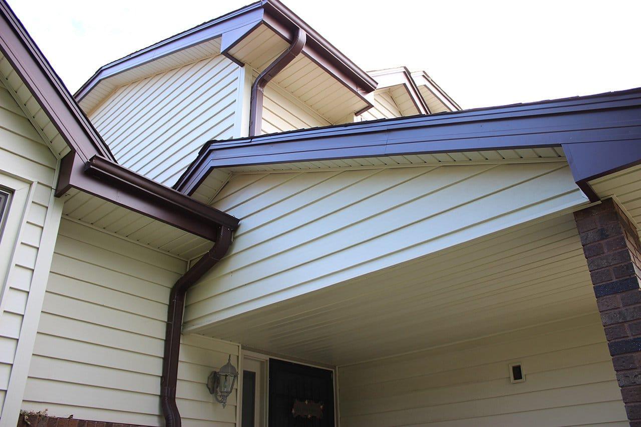 Подшивка карниза крыши своими руками Строительный портал 84